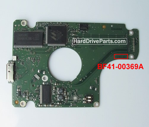 Samsung Festplattenelektronik PCB BF41-00369A 00