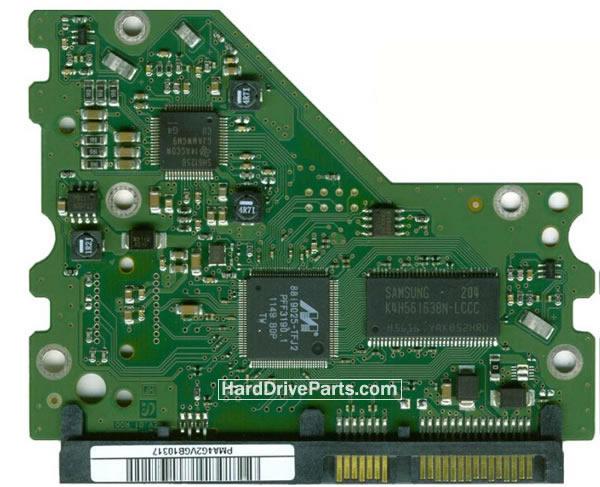 Samsung Festplattenelektronik PCB BF41-00371A 00