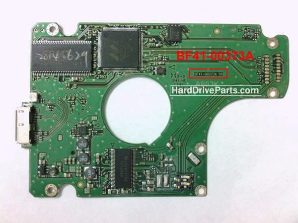 Samsung Festplattenelektronik PCB BF41-00373A 00