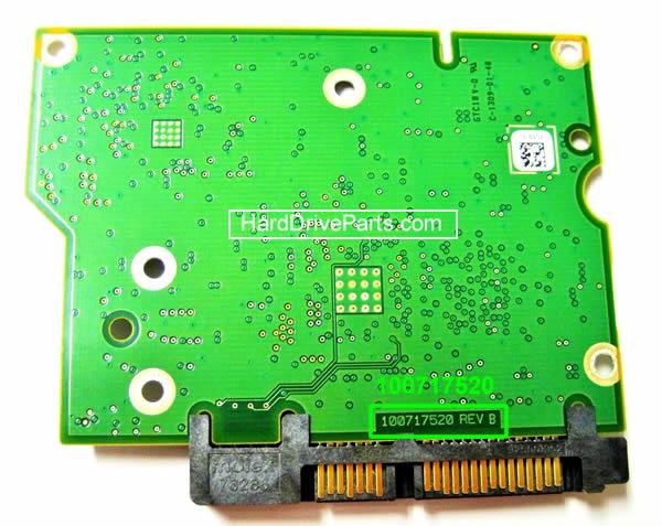 Seagate barracuda 7200.12 Festplatten Controller Tauschen