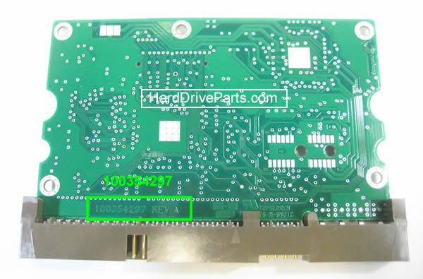 Seagate barracuda 7200.8 Festplatten Controller Tauschen